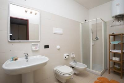 Casa Battisti: i bagni