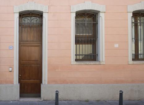 Casa Battisti: Esterno Palazzo