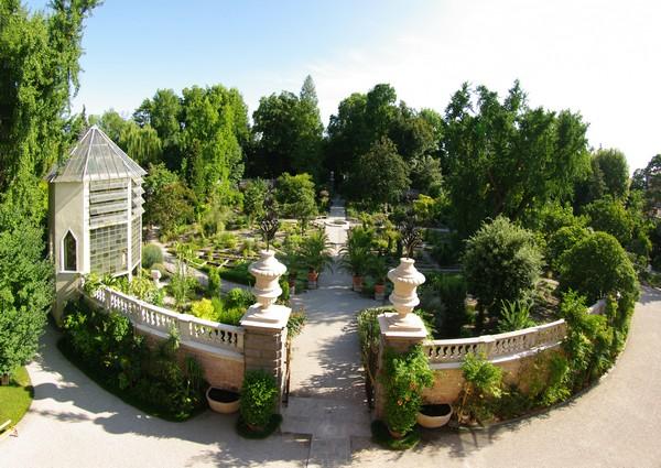 болонский сад